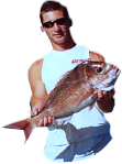 Skipper of Red Hot Fishing Charters