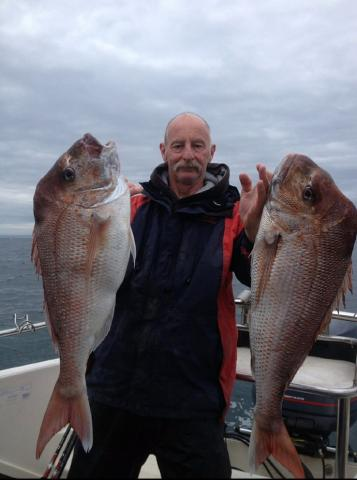 PORT PHILLIP BAY SNAPPER FISHING CHARTERS